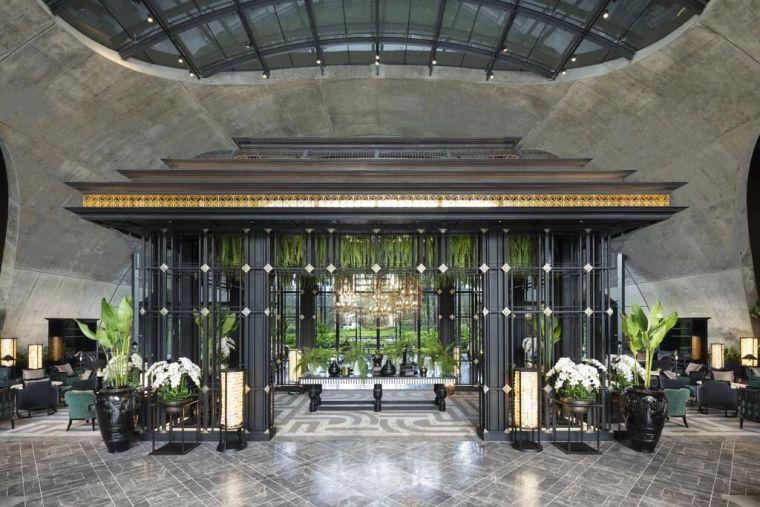 曼谷Sindhorn凯宾斯基酒店室内实景图
