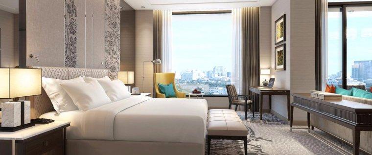 曼谷Sindhorn凯宾斯基酒店室内实景图3