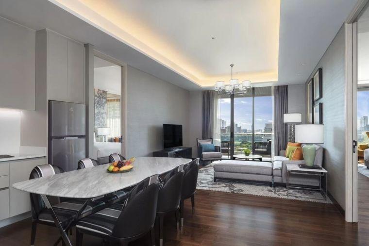 曼谷Sindhorn凯宾斯基酒店室内实景图12