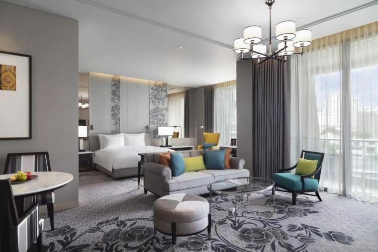 曼谷Sindhorn凯宾斯基酒店室内实景图16