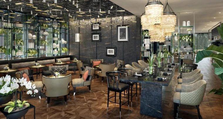 曼谷Sindhorn凯宾斯基酒店室内实景图19