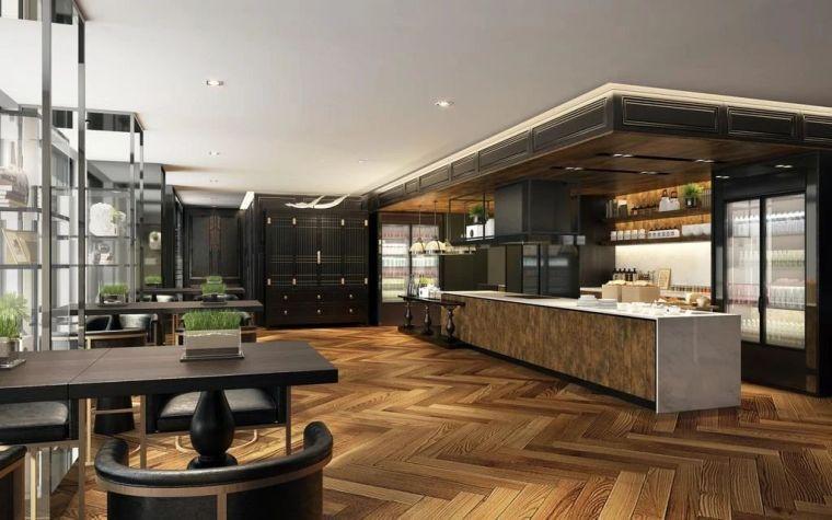 曼谷Sindhorn凯宾斯基酒店室内实景图20