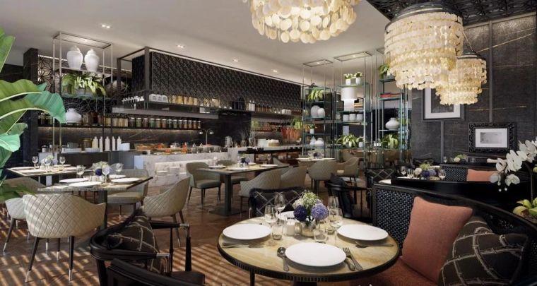 曼谷Sindhorn凯宾斯基酒店室内实景图22