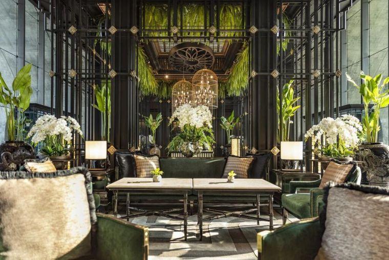曼谷Sindhorn凯宾斯基酒店室内实景图23