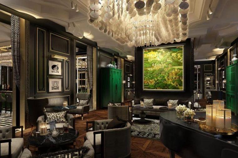 曼谷Sindhorn凯宾斯基酒店室内实景图21