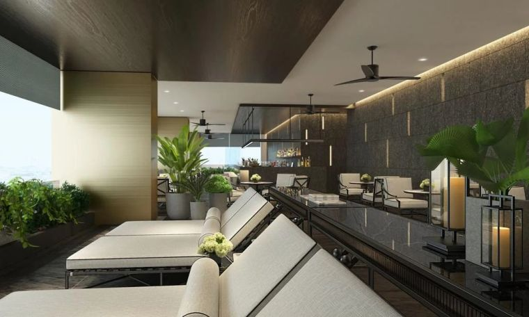 曼谷Sindhorn凯宾斯基酒店室内实景图25