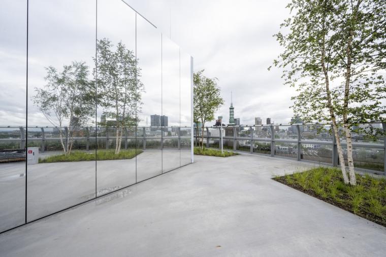 荷兰BoijmansVanBeuningen仓库-荷兰Boijmans Van Beuningen仓库外部实景图2