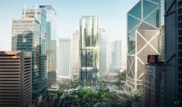 扎哈事务所最新方案:香港美利道2号_2