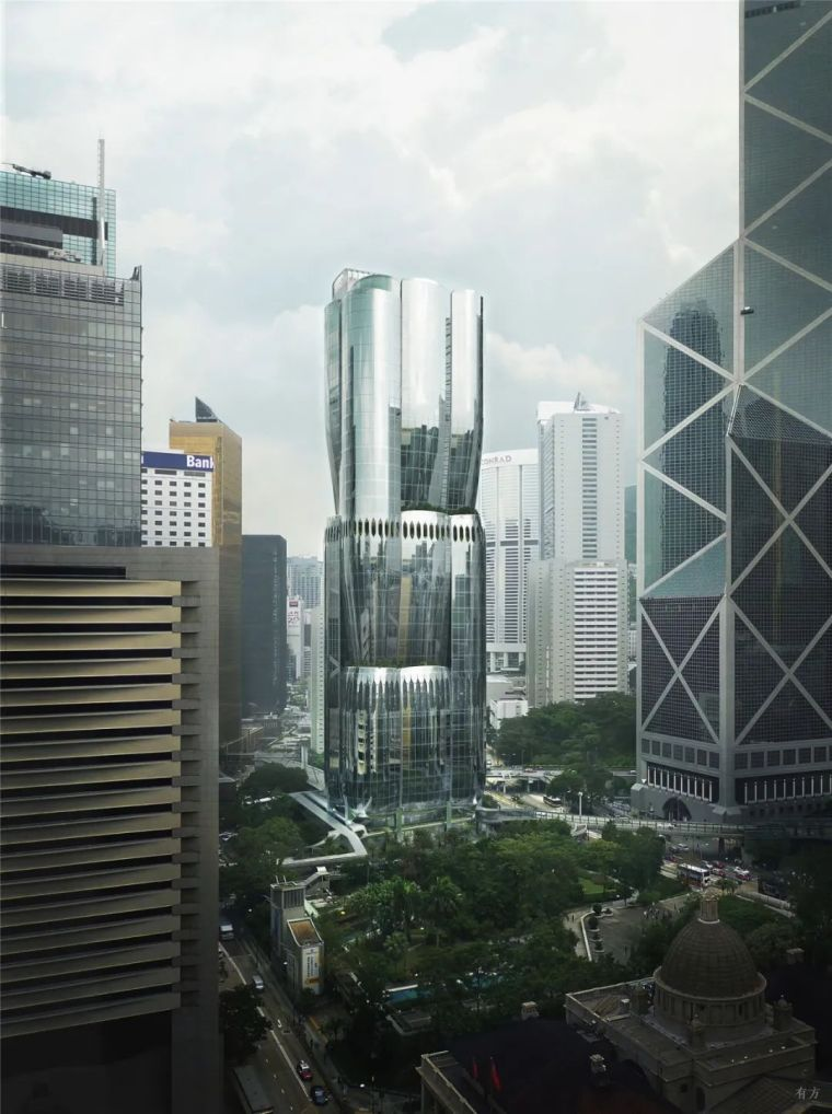 扎哈事务所最新方案:香港美利道2号_3