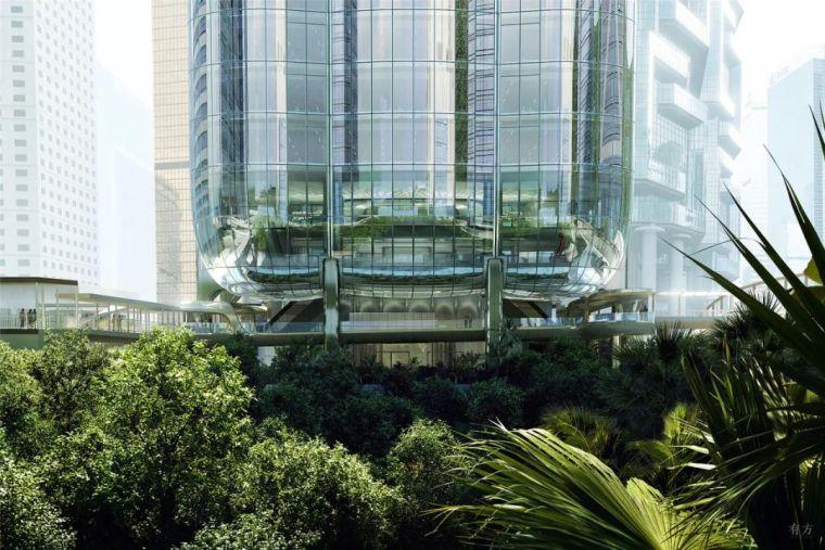 扎哈事务所最新方案:香港美利道2号_6
