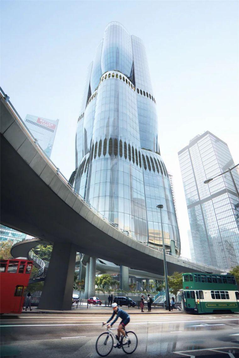 扎哈事务所最新方案:香港美利道2号_4