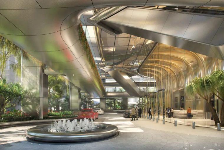 扎哈事务所最新方案:香港美利道2号_5