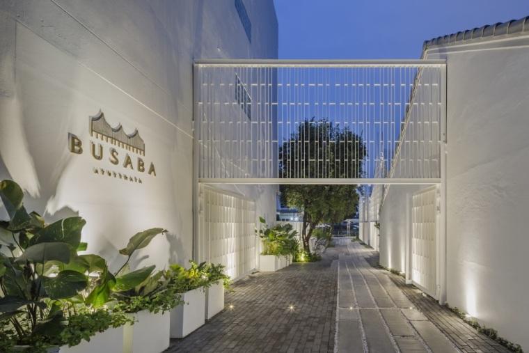 新泰式住宅酒店外部实景图 (2)