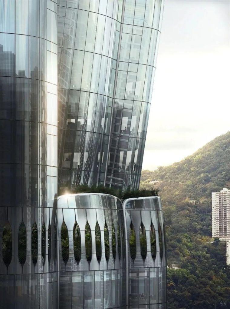 扎哈事务所最新方案:香港美利道2号_8