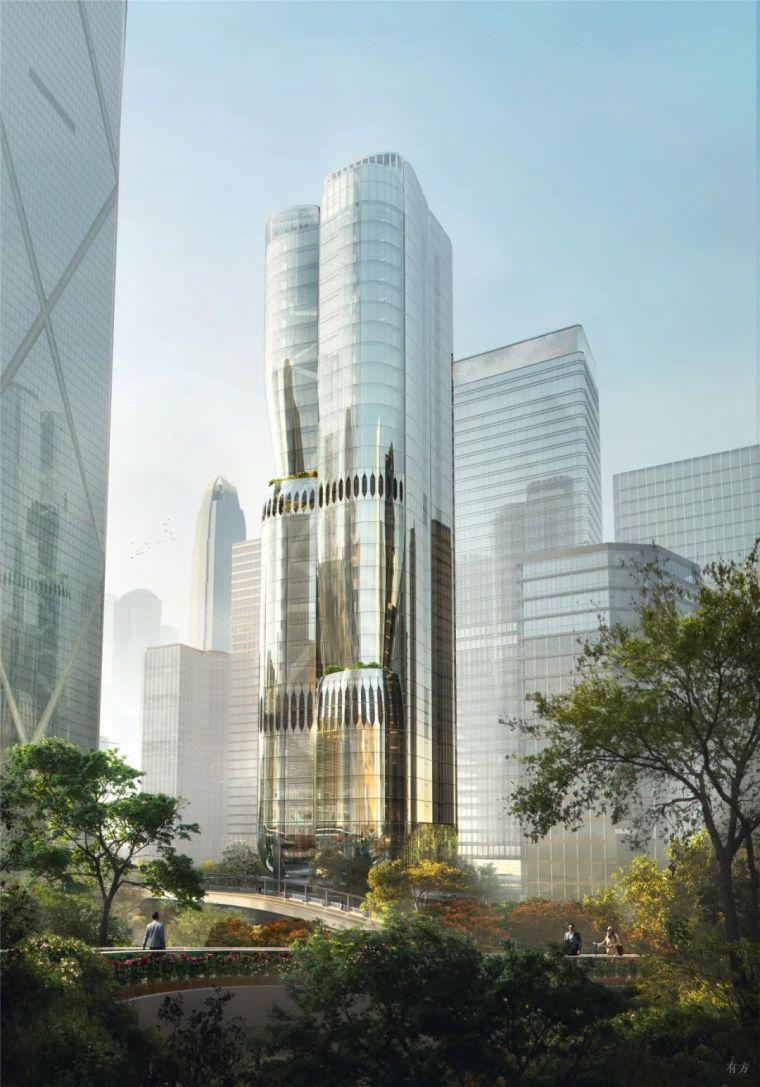扎哈事务所最新方案:香港美利道2号_7