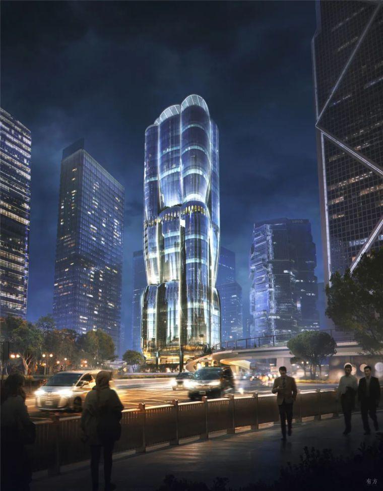 扎哈事务所最新方案:香港美利道2号_10