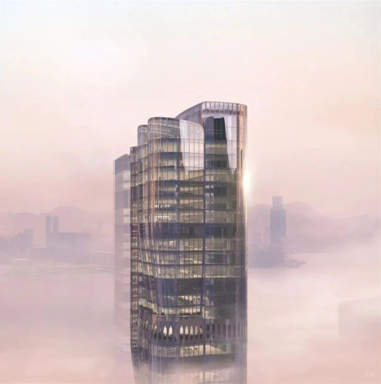 扎哈事务所最新方案:香港美利道2号_9