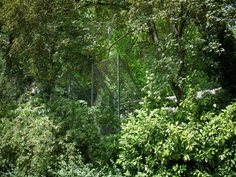 法国史特拉斯堡动物园的教学农场和游客中心外部实景图8