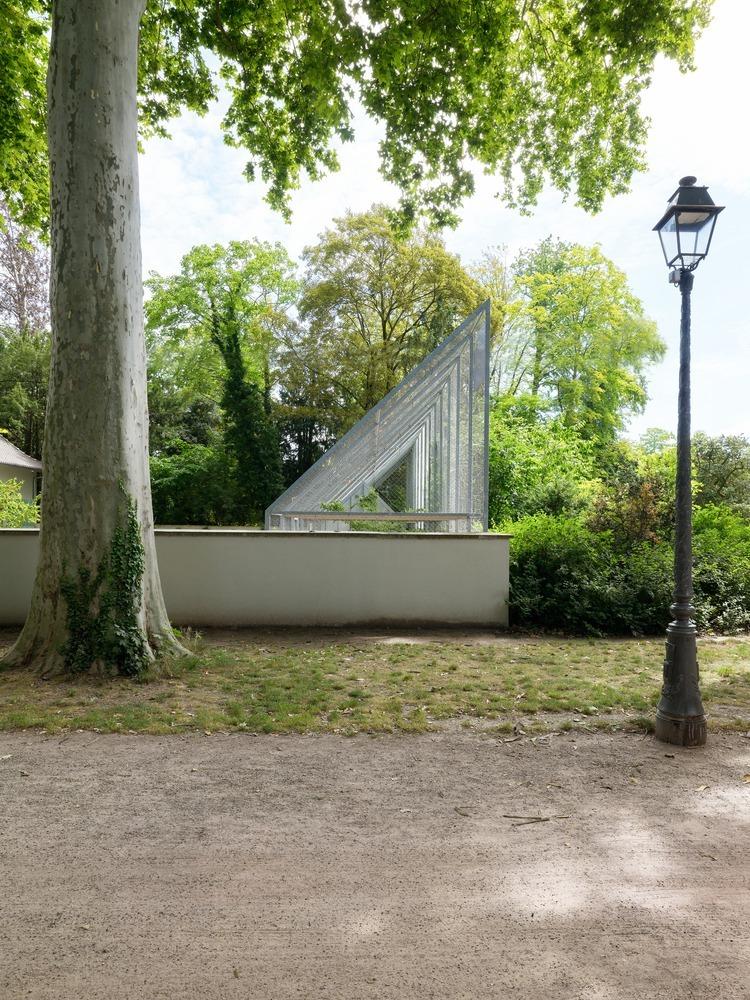 法国史特拉斯堡动物园的教学农场和游客中心外部实景图9