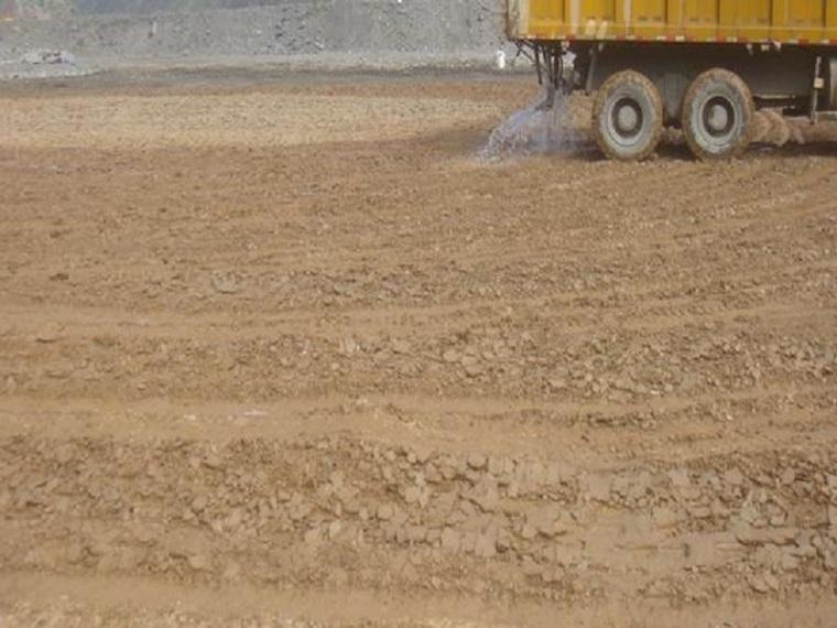 土石坝填筑质量控制-防渗土料