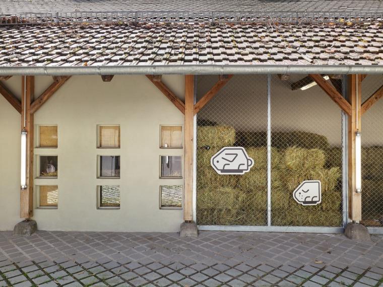 法国史特拉斯堡动物园的教学农场和游客中心外部实景图13