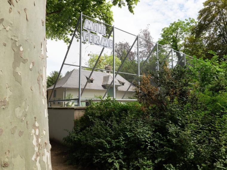 法国史特拉斯堡动物园的教学农场和游客中心外部实景图14