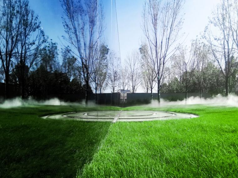 石家庄融创中心示范区景观实景图 (35)