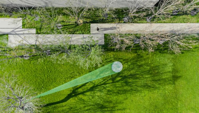 石家庄融创中心示范区景观实景图 (6)