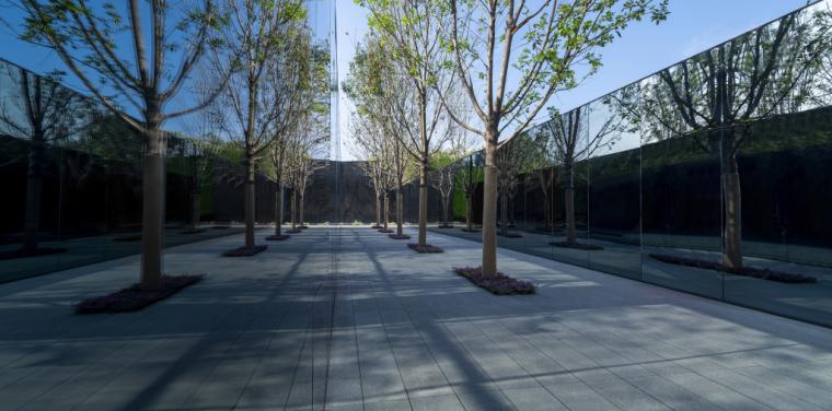 石家庄融创中心示范区景观实景图 (10)