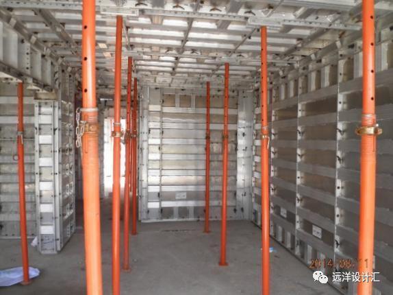 """标杆房企都在用的""""铝模+穿插施工""""_4"""