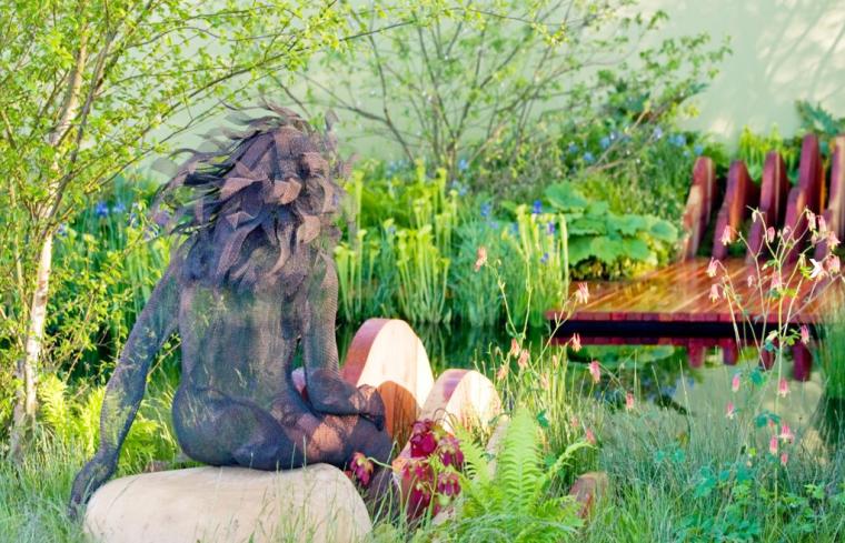 庭院如此设计,精彩了!_15