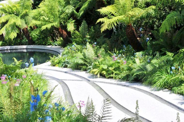 庭院如此设计,精彩了!_13