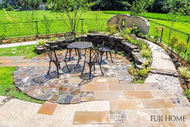 庭院如此设计,精彩了!_32