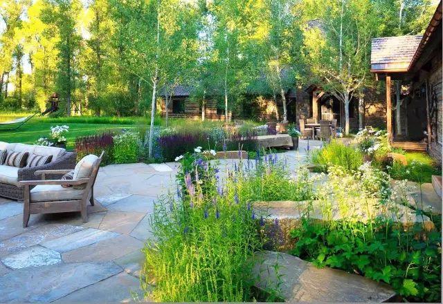 庭院如此设计,精彩了!_50