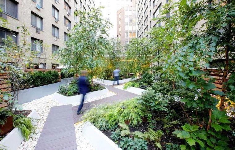 庭院如此设计,精彩了!_69
