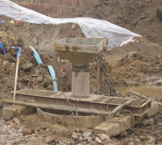 高速铁路桥梁施工和悬浇梁管理(ppt)-浮笼现象