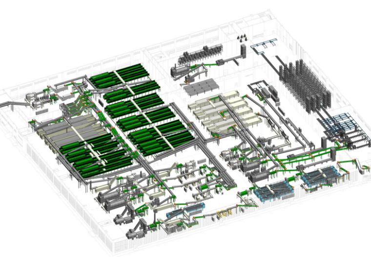 建筑信息模型BIM设计大赛拓展应用提名奖-技改类项目