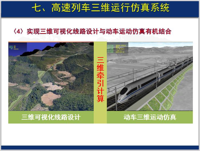高速铁路虚拟环境与动力学设计平台(232页)-三维牵引计算
