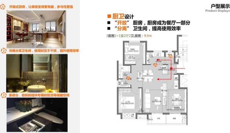 [安徽]现代高层+洋房+社区配套景观方案-户型展示一