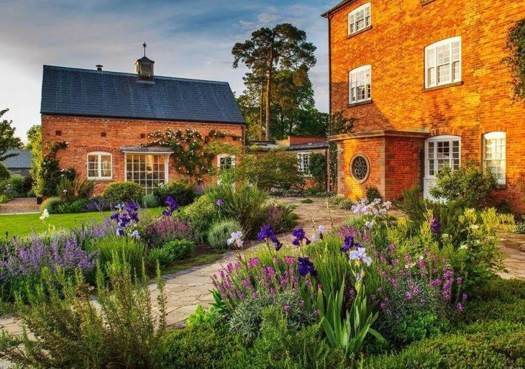 花园花境美图分享,你最喜欢哪种风格?_2