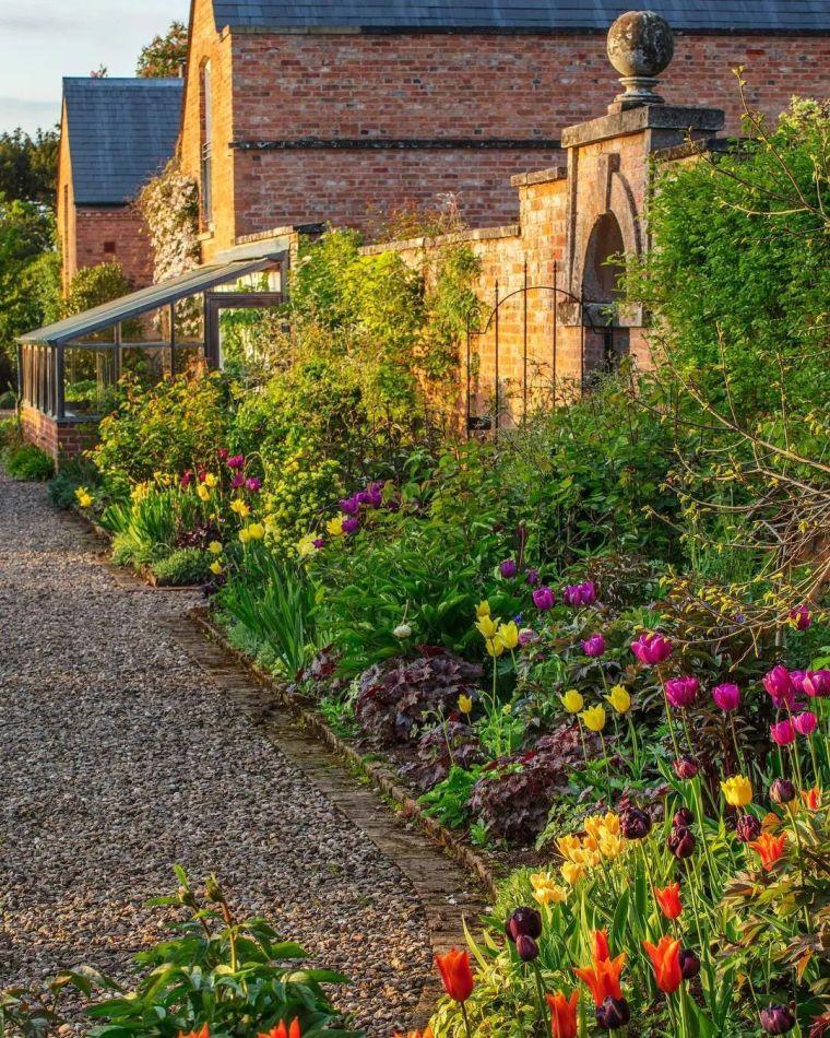 花园花境美图分享,你最喜欢哪种风格?_6