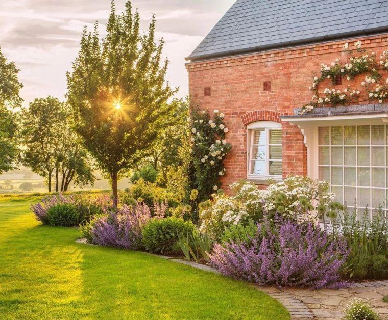 花园花境美图分享,你最喜欢哪种风格?_7