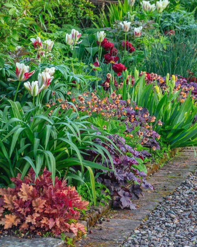 花园花境美图分享,你最喜欢哪种风格?_10