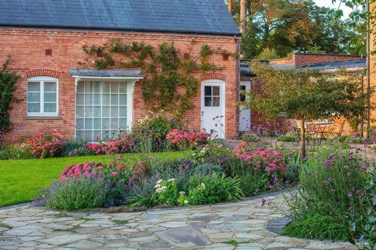 花园花境美图分享,你最喜欢哪种风格?_12