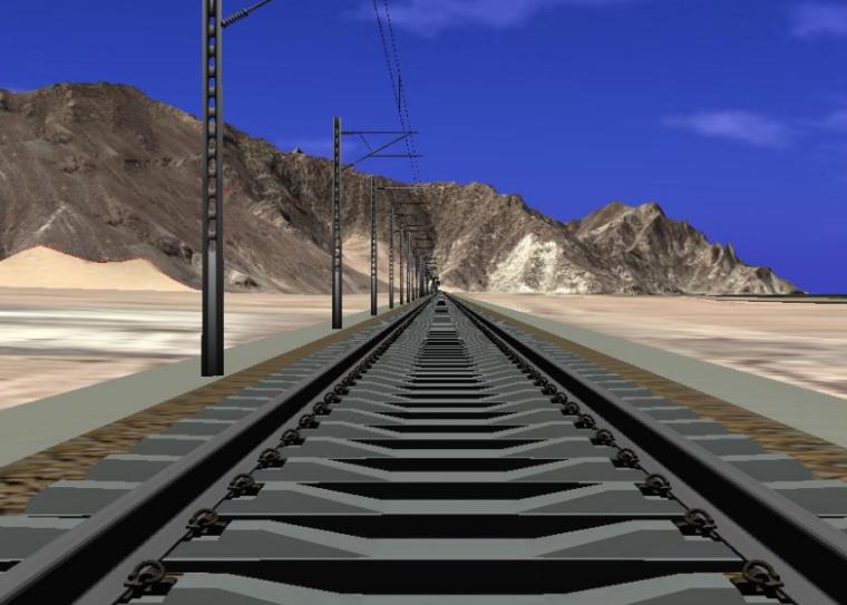 高速铁路虚拟环境与动力学设计平台(232页)