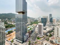 35层框剪结构综合商业楼施工组织设计