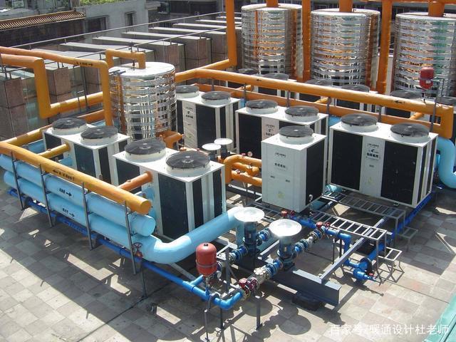 空气源热泵施工组织设计35页_1