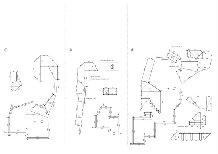日本丰岛画廊住宅/平田晃久建筑事务所-m5 _pleats_development_view_0001.jpg