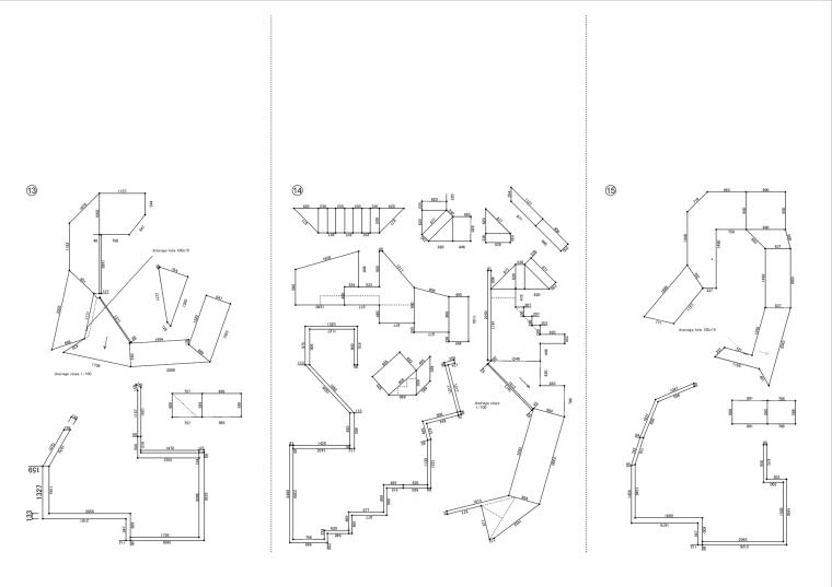 日本丰岛画廊住宅/平田晃久建筑事务所-m7 _pleats_development_view_0003.jpg