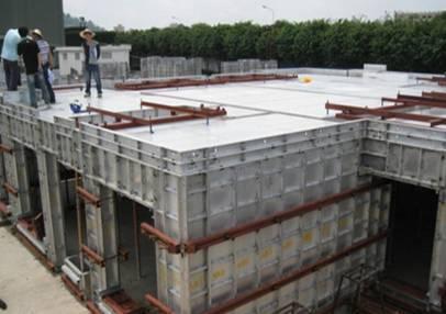 铝合金模板施工全程实录!_13